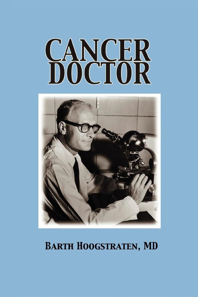 Cancer Doctor als Taschenbuch