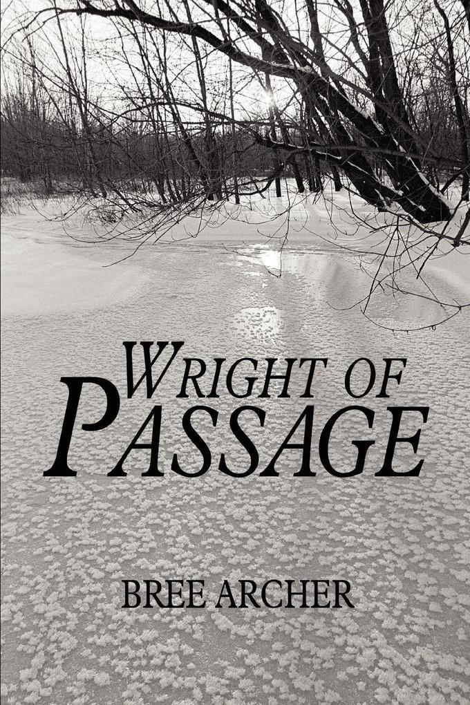 Wright of Passage als Taschenbuch
