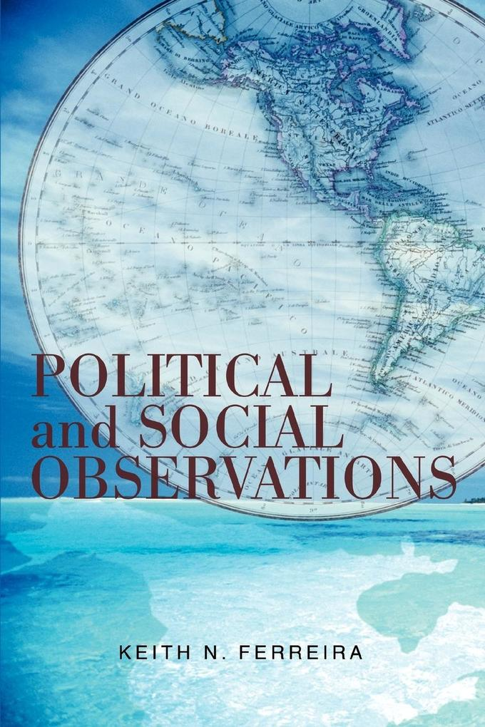 Political and Social Observations als Taschenbuch