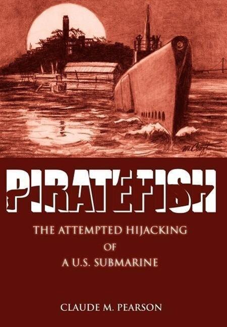 Piratefish als Buch