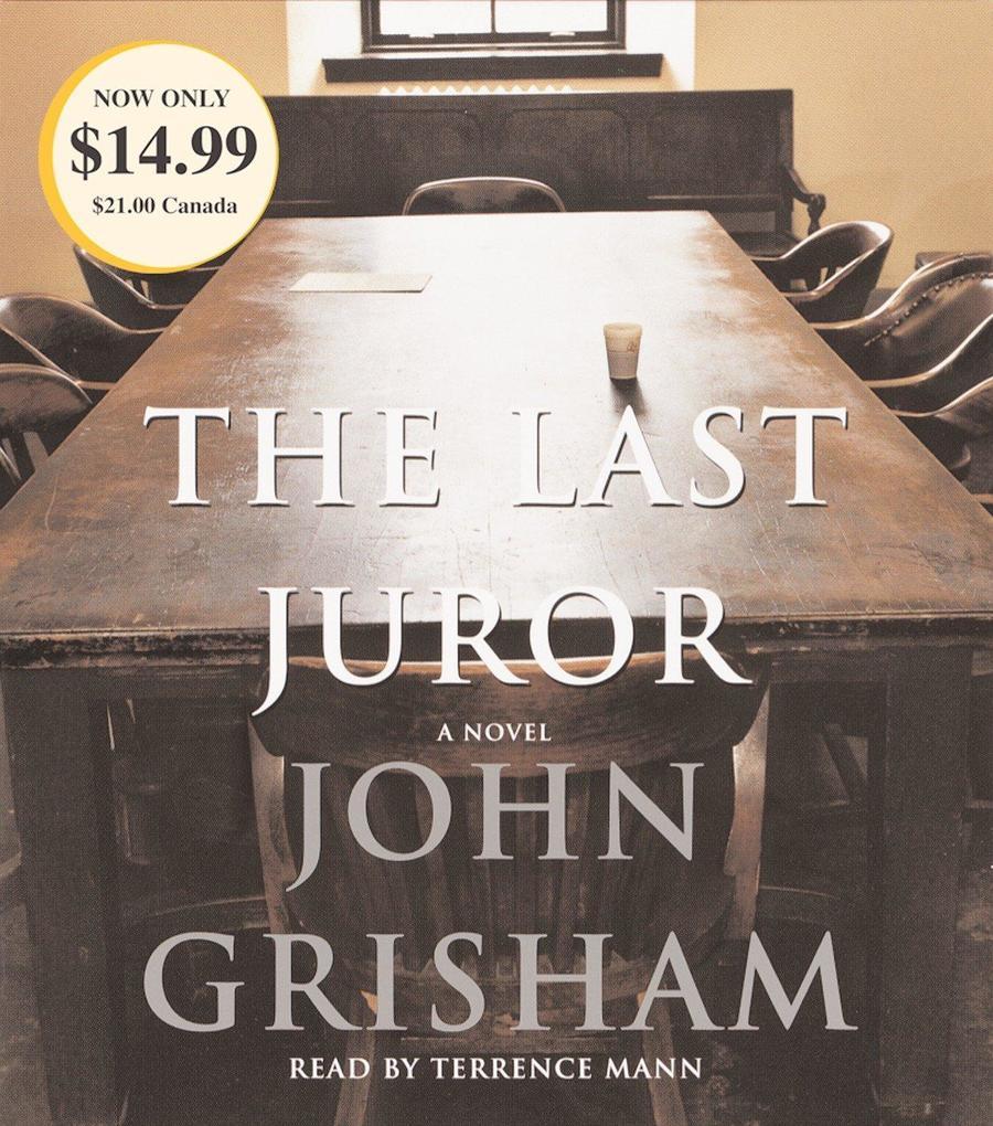The Last Juror als Hörbuch