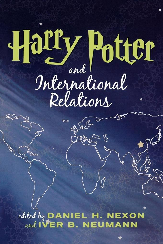 Harry Potter and International Relations als Taschenbuch