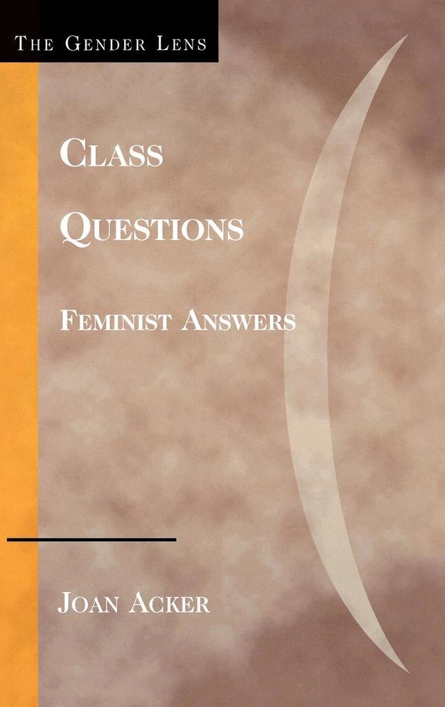 Class Questions als Buch