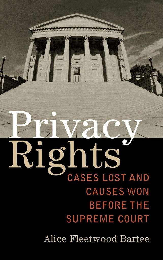 Privacy Rights als Buch