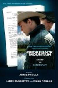 Brokeback Mountain: Story to Screenplay als Buch