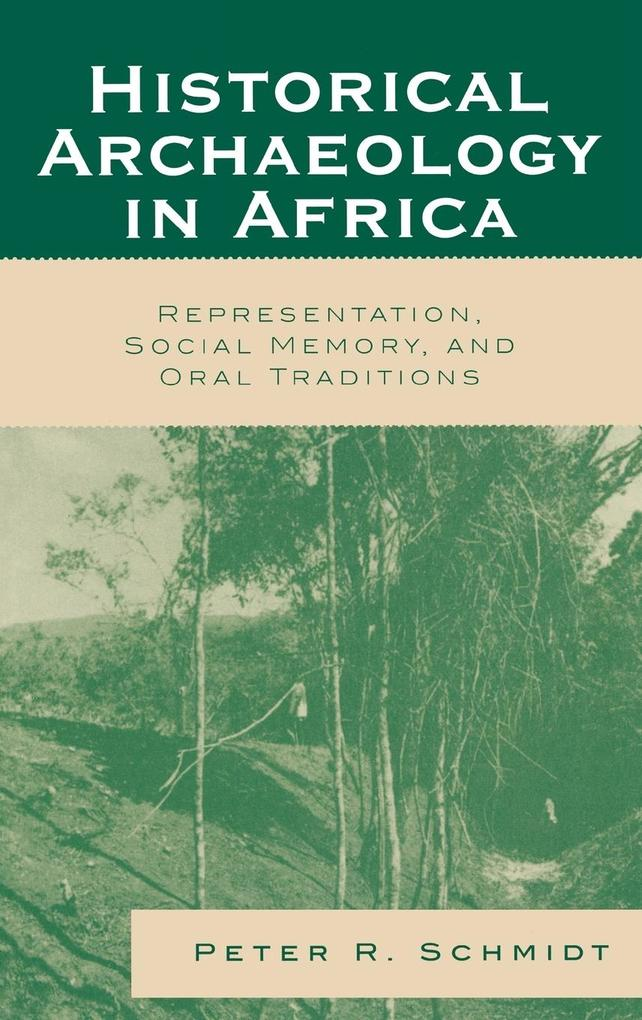 Historical Archaeology in Africa als Buch