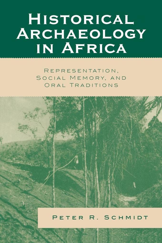 Historical Archaeology in Africa als Taschenbuch