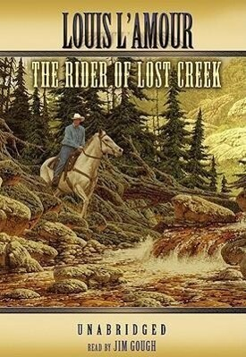 The Rider from Lost Creek als Hörbuch