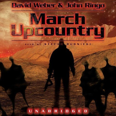 March Upcountry als Hörbuch