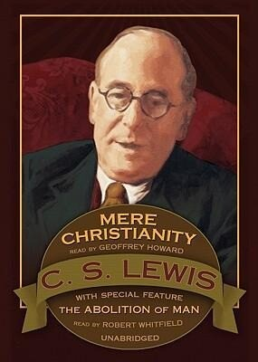 Mere Christianity: Abolition of Man (Bonus Feature) als Hörbuch
