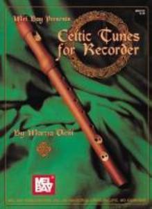 Mel Bay Presents Celtic Tunes for Recorder als Taschenbuch