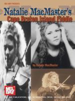 Mel Bay Presents Natalie MacMaster's Cape Breton Island Fiddle als Taschenbuch