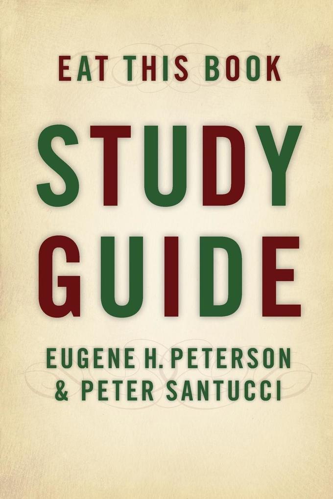 Eat This Book: Study Guide als Taschenbuch