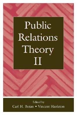 Public Relations Theory II als Taschenbuch