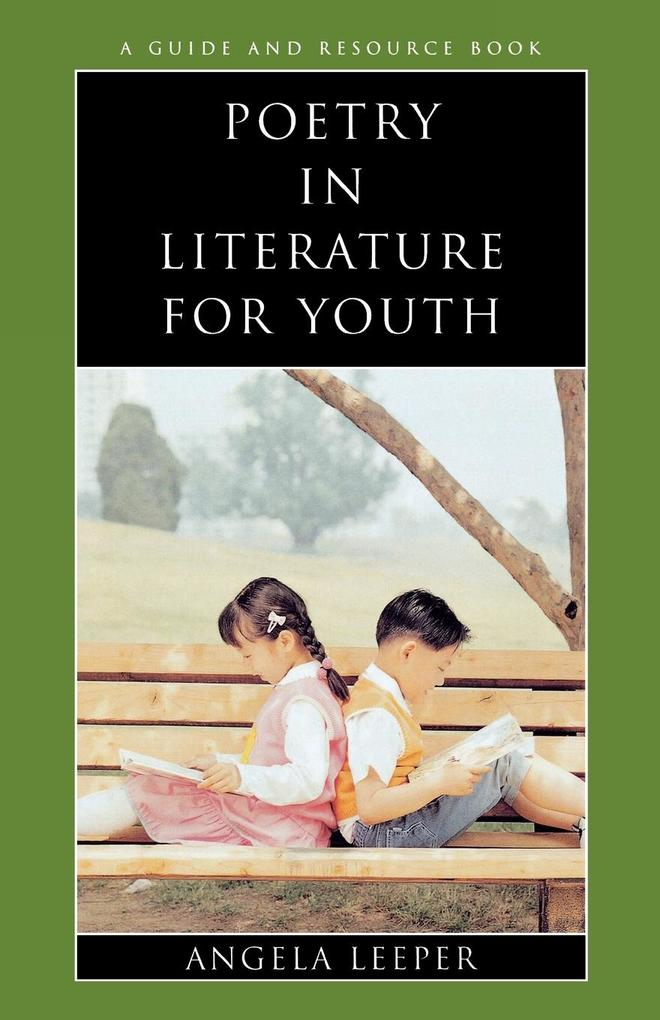 Poetry in Literature for Youth als Taschenbuch