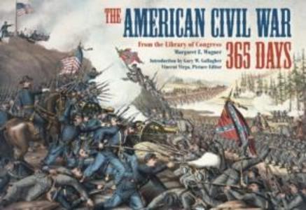 American Civil War 365 Days als Buch