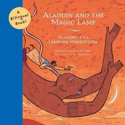 Aladdin and the Magic Lamp/Aladino y La Lampara Maravillosa als Taschenbuch