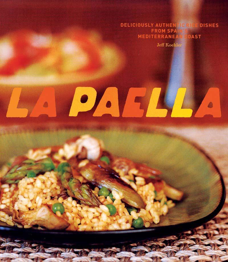 Paella als Buch