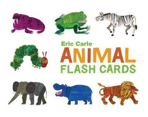 Animal Flash Cards als Buch