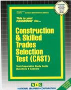 Construction & Skills Trades Selection Test (Cast)