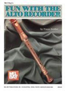 Mel Bay's Fun with the Alto Recorder als Taschenbuch