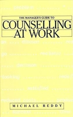 The Manager's Guide to Counselling at Work als Taschenbuch