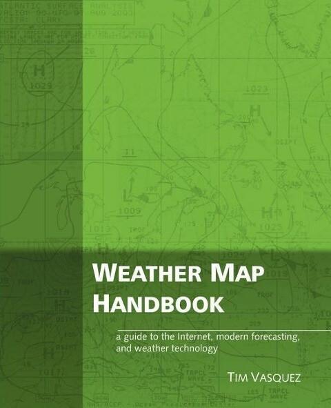 Weather Map Handbook als Taschenbuch