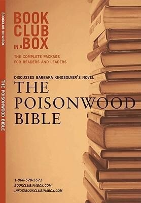 Bookclub-In-A-Box Discusses the Poisonwood Bible: A Novel by Barbara Kingsolver [With Post-It Notes and Bookmark and Booklet] als Taschenbuch