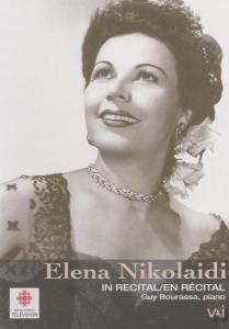 Elena Nikolaidi in Recital als DVD