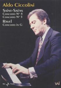 Klavierkonzerte 4+5/G-Dur als DVD