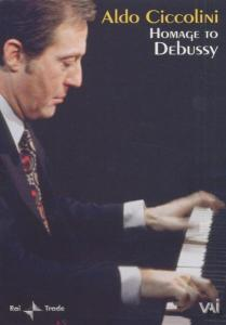 Homage to Debussy als DVD