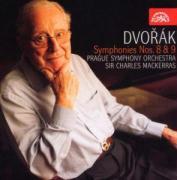 Sinfonien 8 & 9 als CD