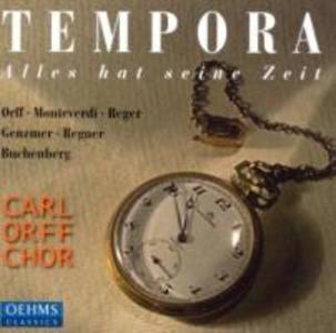 Tempora-Alles Hat Seine Zeit als CD