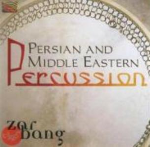 Persian & Middle East.Percuss als CD
