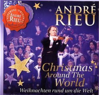 Weihnachten Rund Um Die Welt als CD