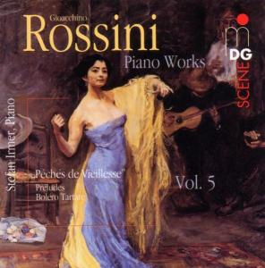 Klavierwerke Vol.5 als CD