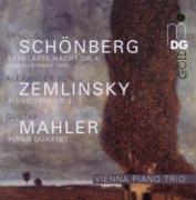 Verklärte Nacht/Trio/Klavquar. als CD