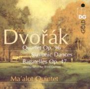 Quartett op.96/Bagatellen/+ als CD