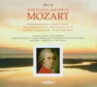 Best Of Mozart:Klavier-,Klarinettenkonzert als CD