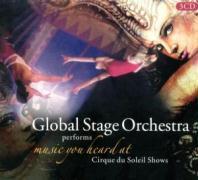 Cirque Du Soleil als CD