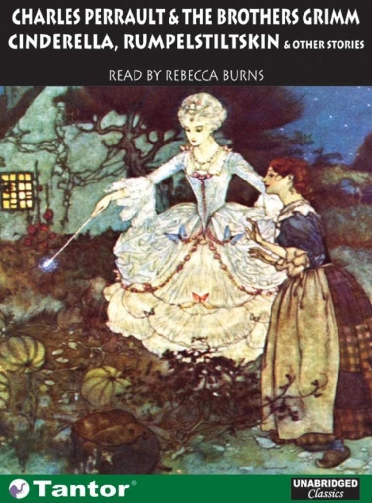 Cinderella, Rumpelstiltskin and Other Stories als Hörbuch