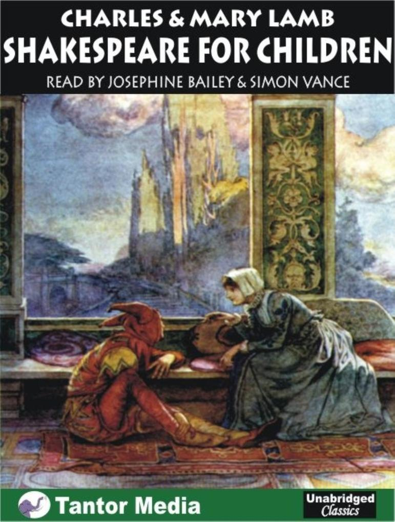 Shakespeare for Children als Hörbuch