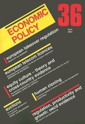 Economic Policy als Taschenbuch