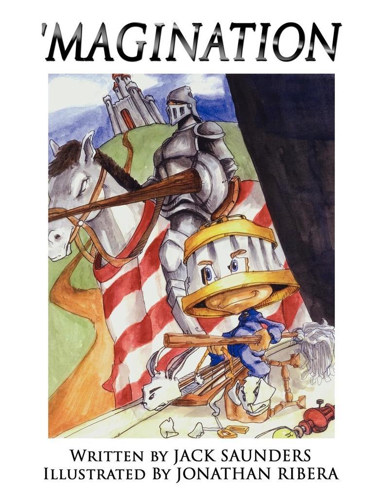 'Magination als Taschenbuch