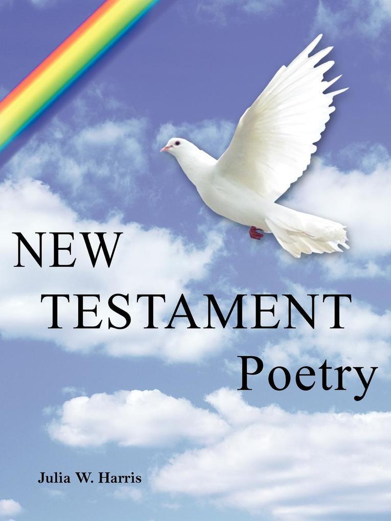New Testament Poetry als Taschenbuch