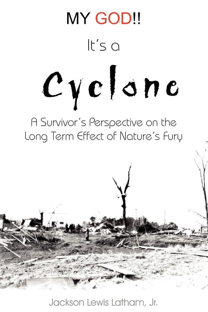 My God!! It's a Cyclone als Taschenbuch
