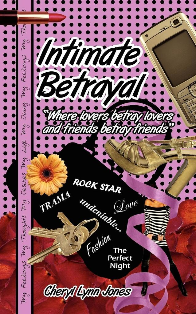 Intimate Betrayal als Buch