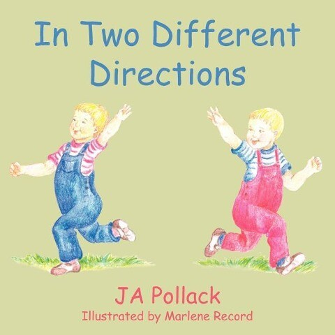 In Two Different Directions als Taschenbuch