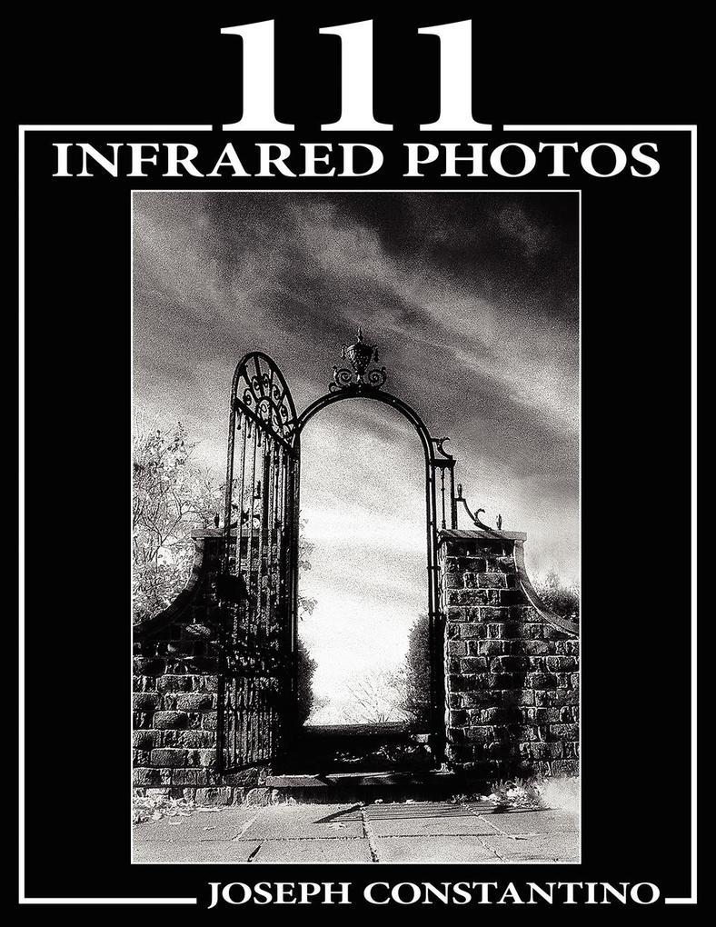 111 Infrared Photos als Taschenbuch
