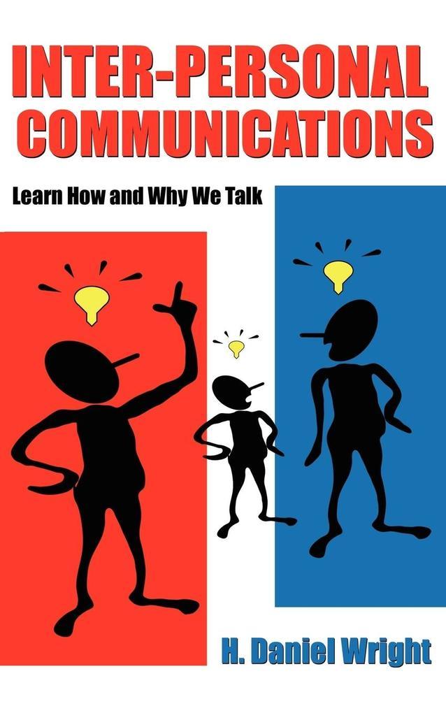 Inter-Personal Communications als Taschenbuch
